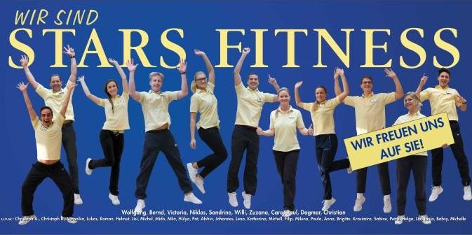 Wir sind Stars Fitness web